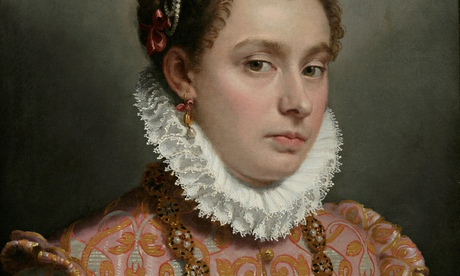 Giovanni Battista Moroni's Young Lady, c.1560-65