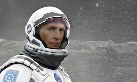 Interstellar v 2001: A Space Odyssey: worlds apart or on the same planet?