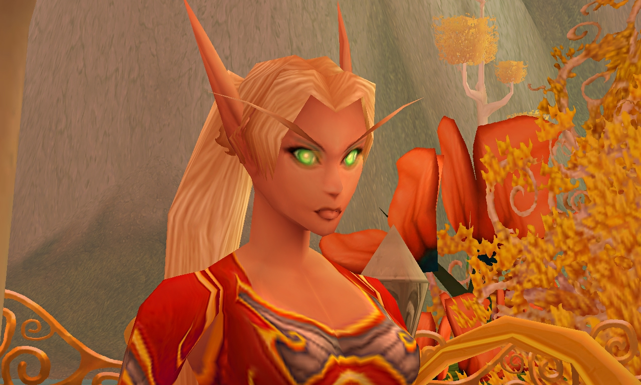 World of Warcraft Transgender