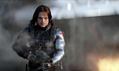 Captain America storms back to the top of the UK box office