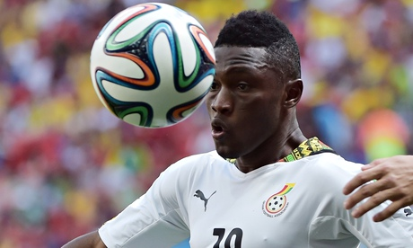 Ghanaian footballer Abdul Majeed Waris