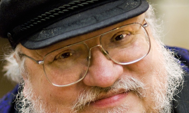'George RR Martin revolutionised how people think about fantasy' | Books | The Guardian - George-RR-Martin--010