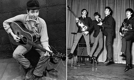 Bob Dylan and the Beatles