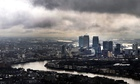 UK Fears Triple-dip Recession.