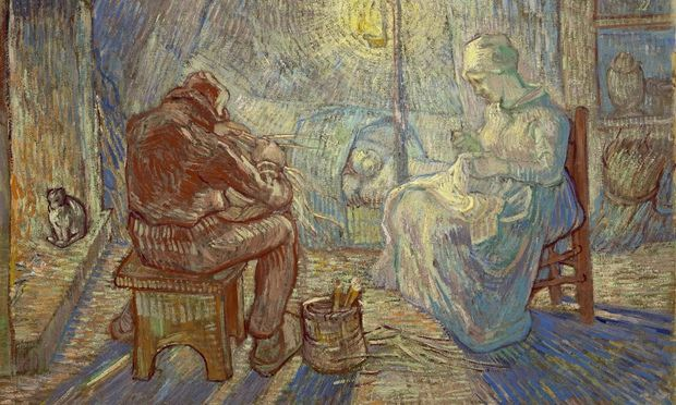 """the life and career of the artist vincent van gogh Van gogh museum, amsterdam/vincent van gogh  """"the color has to  do the job here,"""" he wrote, describing the painting's complementary color   initially attributed to van gogh and subsequently rejected—still life."""