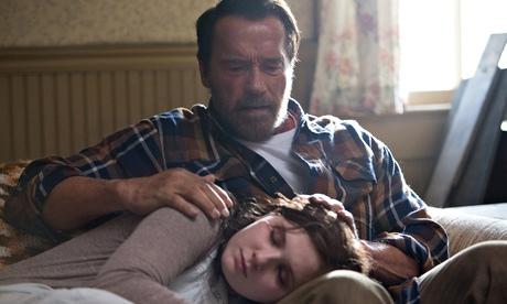 Maggie review – Arnie stumbles through zombie day-care