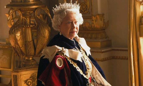 The Queen during a BBC documentary