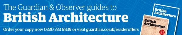 British Architecture extra copies badge