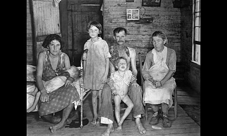 the great depressions impact on families Get an answer for 'what was the great depression and what impact did it  they  clearly were worried about their ability to support families and so were not able.