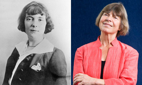 Katherine Mansfield and Margaret Drabble