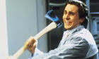 American Psycho idea: the serious novel as musical