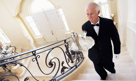 Why do we think the butler did it? | Books | guardian.
