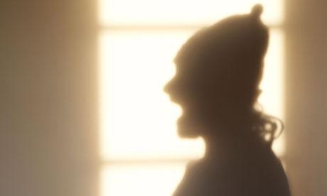 Deranged silhouette