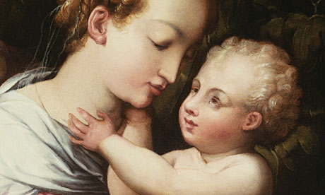The Holy Family by Giorgio Vasari