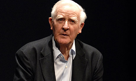 Germany honours Jonn Le Carré with Goethe Medal
