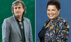 Sebastian Barry and Jackie Kay