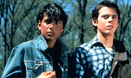 critical essays themes in the outsiders