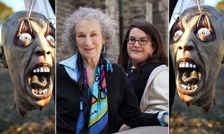 Margaret Atwood and Naomi Alderman