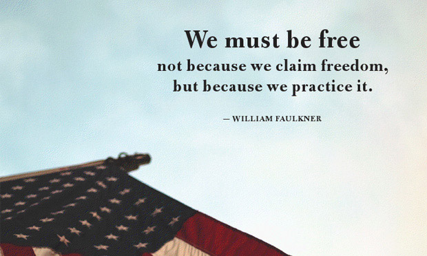 American Quotes On Freedom. QuotesGram