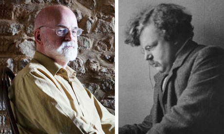 Terry Pratchett and GK Chesterton