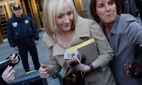 JK Rowling's new book: clues suggest a turn to crime fiction