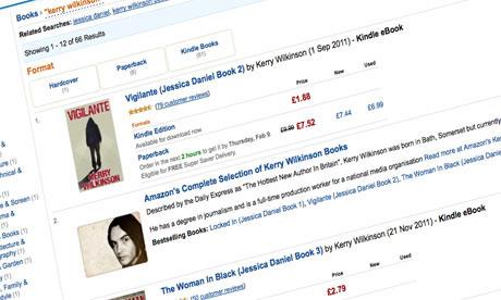 Kerry Wilkinson ebooks