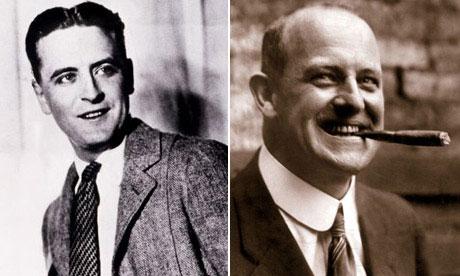 F Scott Fitzgerald Pulitzer Wodehouse and Fitzgera...