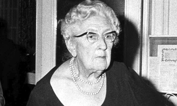 Agatha Christie wins vote to steal crown as crime writers ...