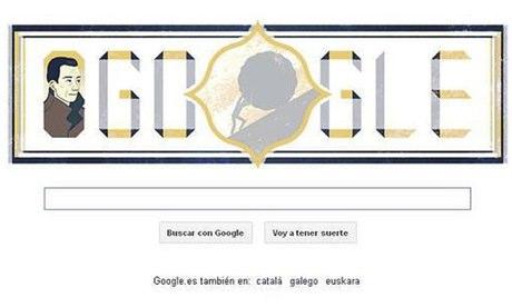 Albert Camus Google doodle