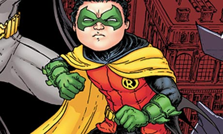 Batman Inc kills off Robin DC Comics series does away with the boy wonder's current incarnation as crime fighter's 10-year-old son