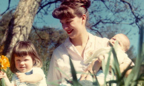 Sylvia Plath and kids