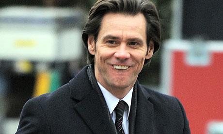 Jim Carrey to self-publish   Jim Carrey