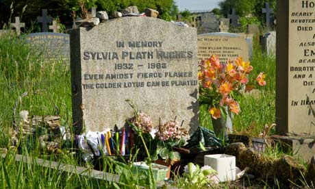 death represenataion in sylvia plaths selected Sylvia plath, who died 50 years ago this week the poignant articulation of self-representation that is the embodiment of modernity itself.