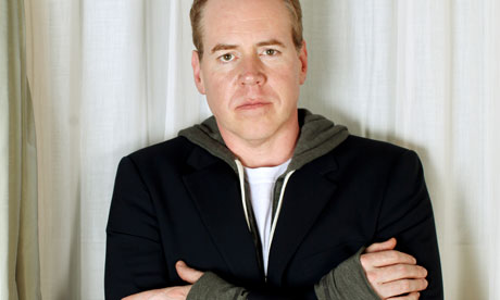 Bret Easton Ellis's tweets provoke 'ban' from gay media awards Novelist and screenwriter misses ceremony in wake of string of contentious comments on social media