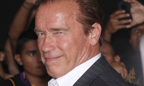 Arnold Schwarzenegger says he will be back in Terminator and other sequels | Film | The Guardian - Arnold-Schwarzenegger-008