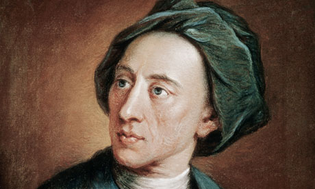 who is alexander pope essay on criticism Of man in the abstract quotes from epistle i an essay on man by alexander pope  an essay on criticism, published anonymously by alexander.