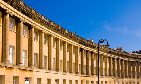 Royal Crescent, Bath