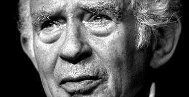 Norman Mailer Photograph: Guardian/Murdo Macleod