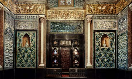 The Arab Hall, Leighton House