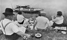 Sunday on the banks of the river Marne, 1938, by Henri Cartier-Bresson