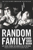 random family by adrian nicole leblanc essay Random family love drugs trouble & coming of age in the bronx by adrian nico adrian nicole leblanc's first have random families played an important.
