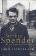 Stephen Spender biog by John Sutherland