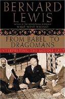 Babel to Dragomans by Bernard Lewis
