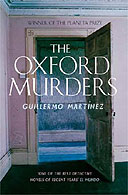 Oxford Murders by Guillermo Martinez