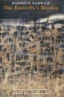 The Butterfly's Burden by Mahmoud Darwish