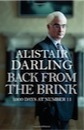 Alistair Darling, Back from the Brink: 1,000 Days at Number 11