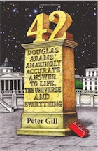 DOUGLAS ADAMS 3 BOOKS, HITCHHIKER'S GUIDE TO GALAXY, THANKS FOR ALL THE FISH, TE