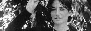 Assia Wevill in 1968