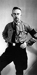 Heinrich Himmler in 1933