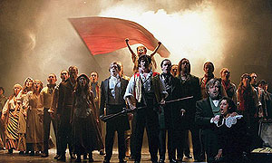 The RSC's production of Les Miserables